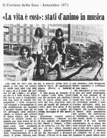 Pier Paderni - Corriere della Sera, settembre 1971
