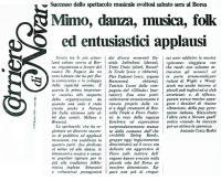 Novara, giugno 1978