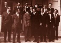 Provezze - il coro polifonico da me creato e diretto (1964-1965)