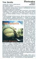 Timebandits - our first creation CD