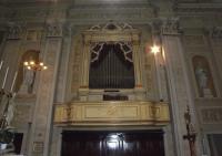 Provezze - organo e cantoria