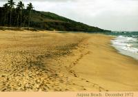 Anjuna Beach Goa - 1972