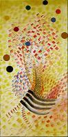 "Pier Paderni - ""Fireworks""  (75x40 cm)"