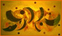 """Pier Paderni - """"Jaipur""""  (180x60 cm)"""