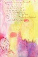 "Pier Paderni - *(Kabul 1973) ""Tales for sunset"" 38x24cm"
