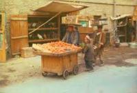 Chicken Street - Kabul spring 1973