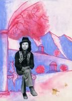 "Pier Paderni - *(Kabul 1973) ""Inside the story"" 38x24cm"