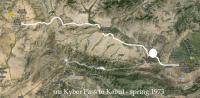 Kyber Pass, Afganistan spring 1973