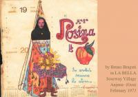from La Bella in Soseway - Anjuna 1972