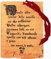 Pier Paderni - *(Brescia '72)  by Marchese Marco da Colle Isarco, Andromeda Files