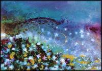 """Pier Paderni - """"Springwinds"""" (60 x 36 cm) col. priv"""