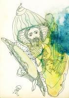 Pier Paderni - Master of magic