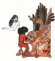 "Pier Paderni - °(Milano 1976) ""Keyboardist"" by Marco Damiani"