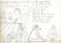 """Pier Paderni - *(Colle Isarco 1974) """"Ricordi di viaggi"""" 25x18cm, Andromeda Files"""