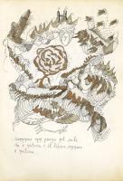 "Pier Paderni - *(Colle Isarco 1975) ""Magic of Anjuna"" 25x18cm"