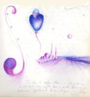 "Pier Paderni - *(Colle Isarco 1975) ""Mr. Clean"" 25x18cm"