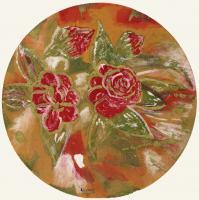 "Pier Paderni - *(Provezze 1970) ""Rose"" 22cm"