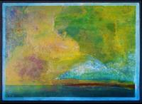 "Pier Paderni - ""Sarneghera""  (60x40 cm),proprietà autore"